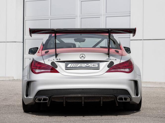 2013 Mercedes Benz CLA-45 AMG C117 concept race racing cla g wallpaper