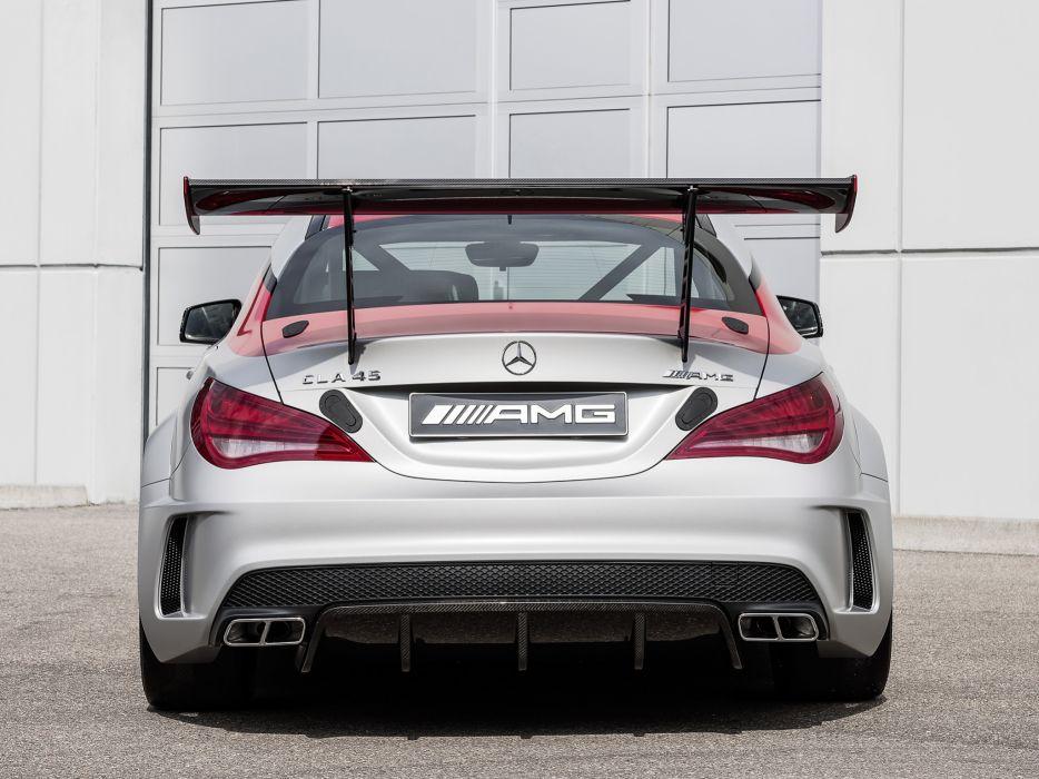 2013 Mercedes Benz Cla 45 Amg C117 Concept Race Racing Cla G