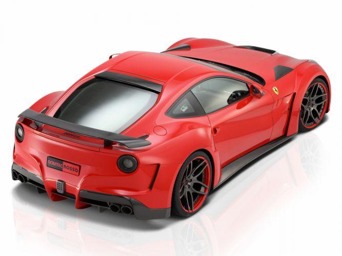 2013 Novitec Rosso Ferrari F12 Berlinetta N-Largo tuning supercar i wallpaper