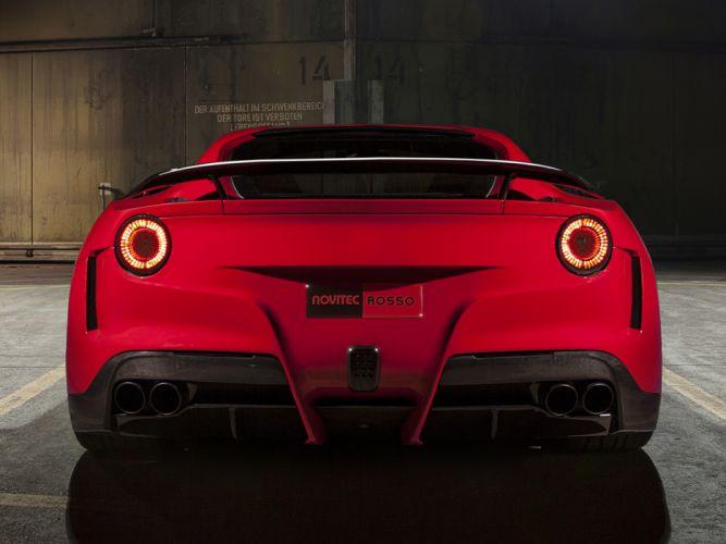 2013 Novitec Rosso Ferrari F12 Berlinetta N-Largo tuning supercar k wallpaper