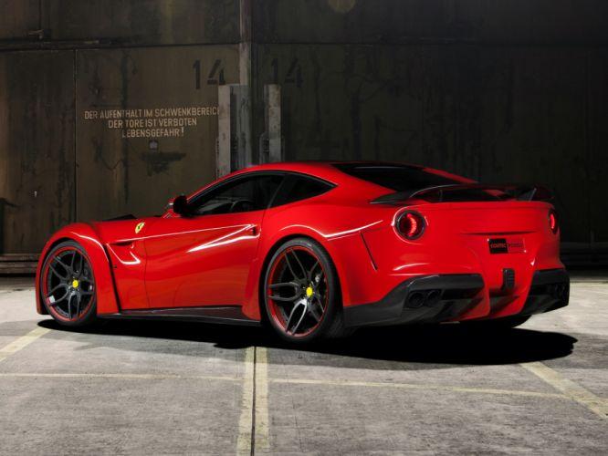 2013 Novitec Rosso Ferrari F12 Berlinetta N-Largo tuning supercar l wallpaper