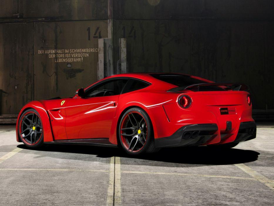 2013 Novitec Rosso Ferrari F12 Berlinetta N Largo Tuning Supercar L