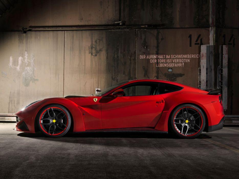 2013 Novitec Rosso Ferrari F12 Berlinetta N-Largo tuning supercar c wallpaper