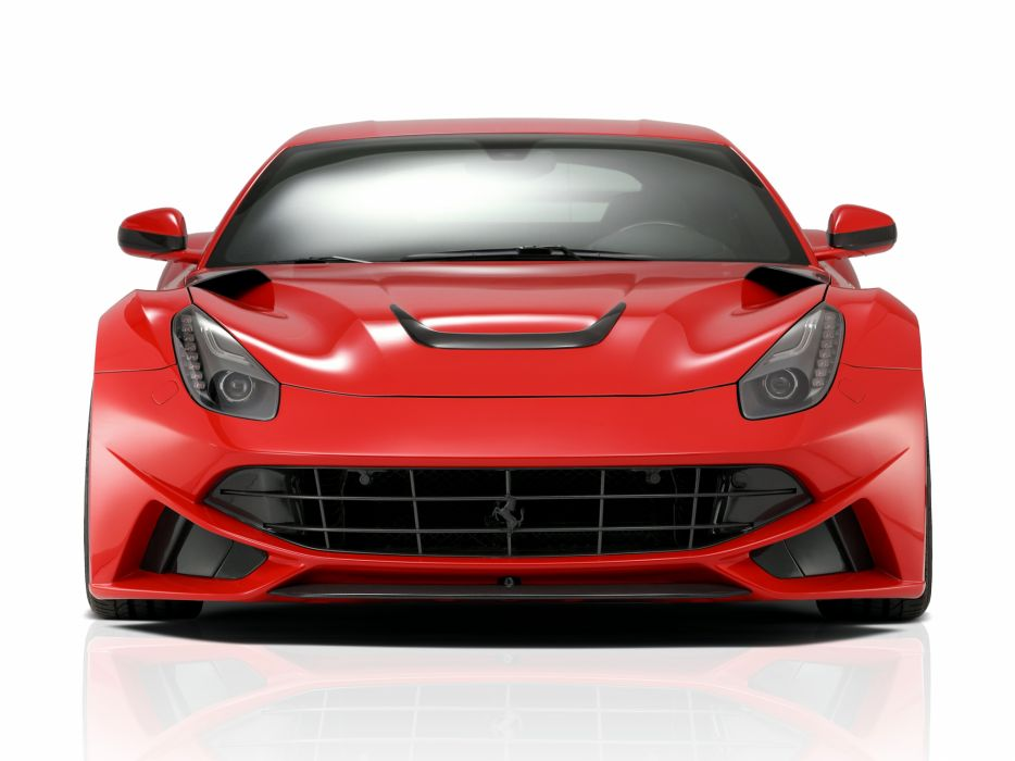 2013 Novitec Rosso Ferrari F12 Berlinetta N-Largo tuning supercar y wallpaper