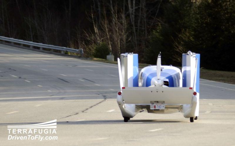 2013 Terrafugia Transition concept plane airplane aircraft d wallpaper