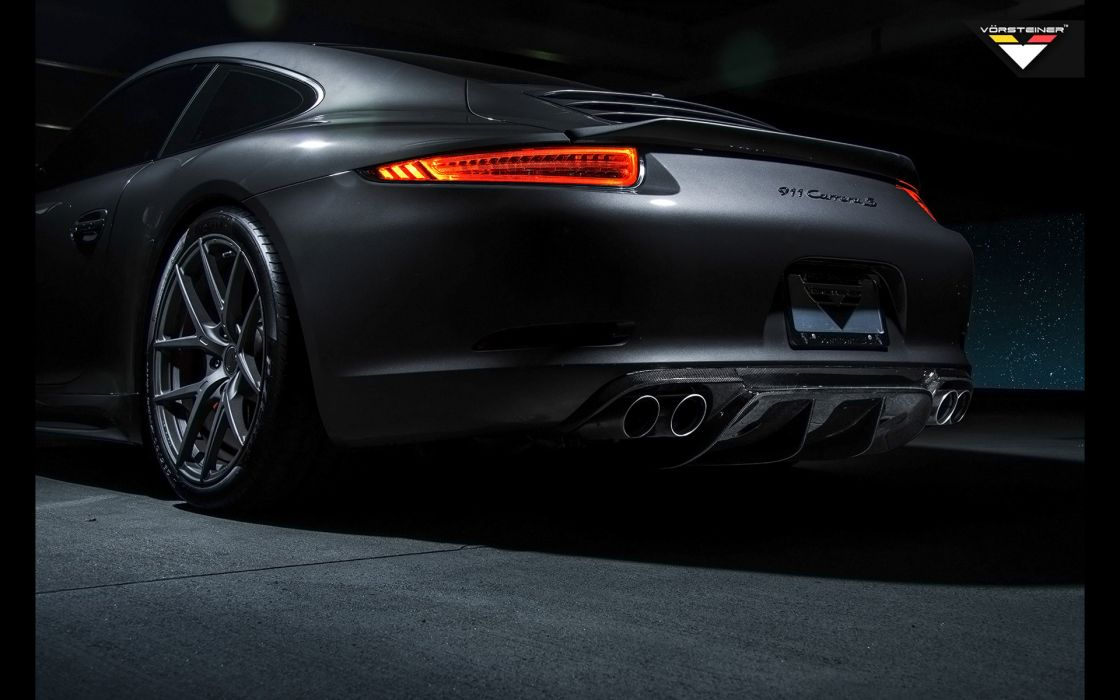 2013 Vorsteiner Porsche 991 V-GT Edition Carrera supercar tuning   j wallpaper