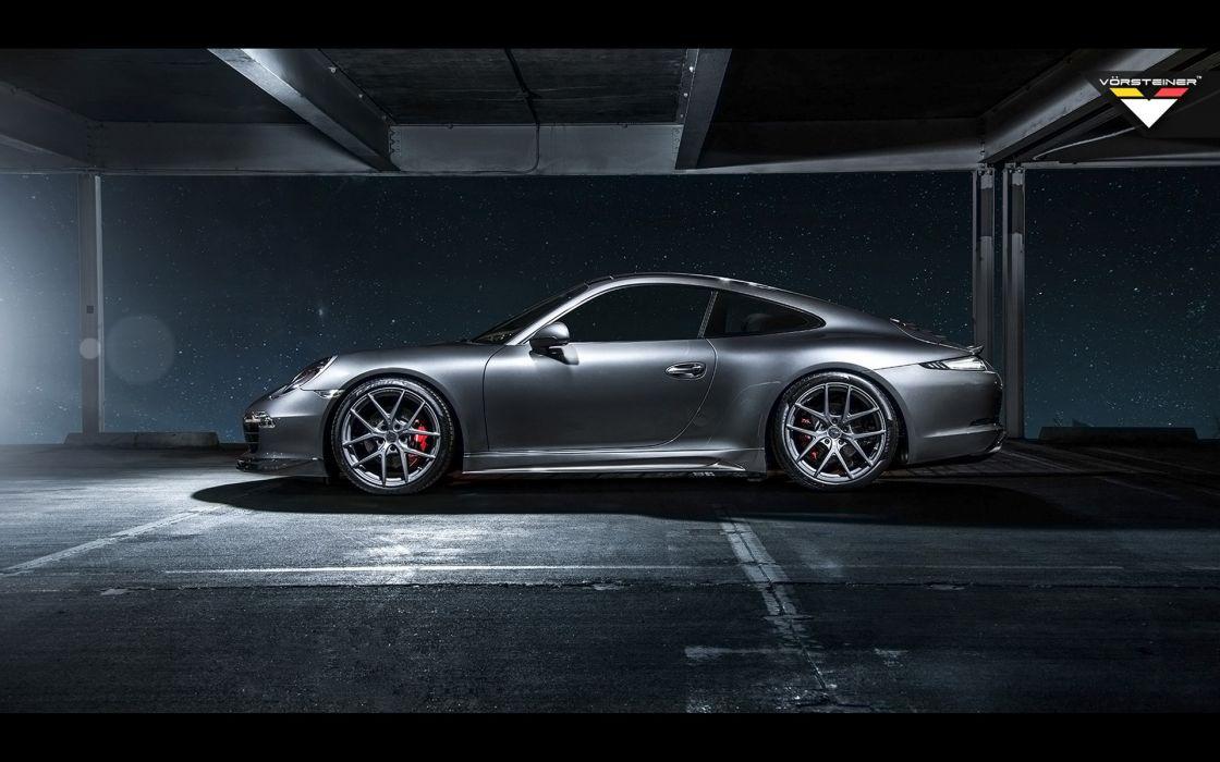 2013 Vorsteiner Porsche 991 V-GT Edition Carrera supercar tuning   jd wallpaper