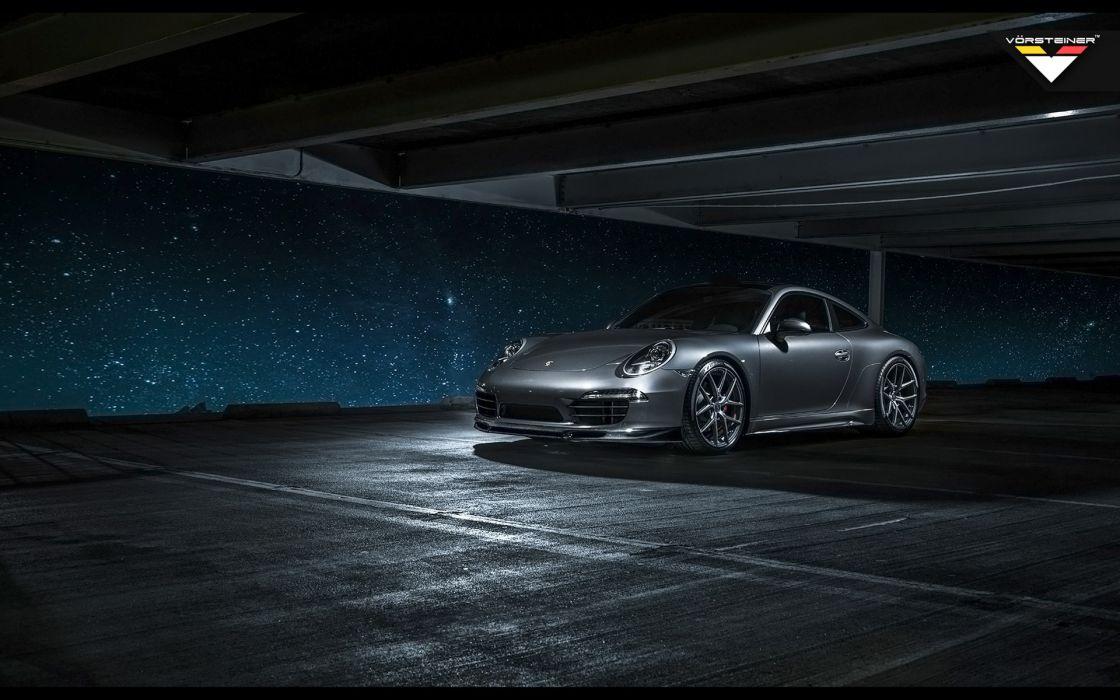 2013 Vorsteiner Porsche 991 V-GT Edition Carrera supercar tuning  j wallpaper