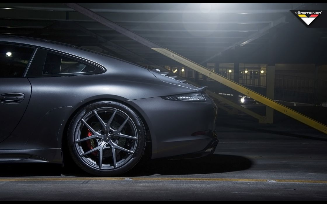 2013 Vorsteiner Porsche 991 V-GT Edition Carrera supercar tuning wheel    f wallpaper
