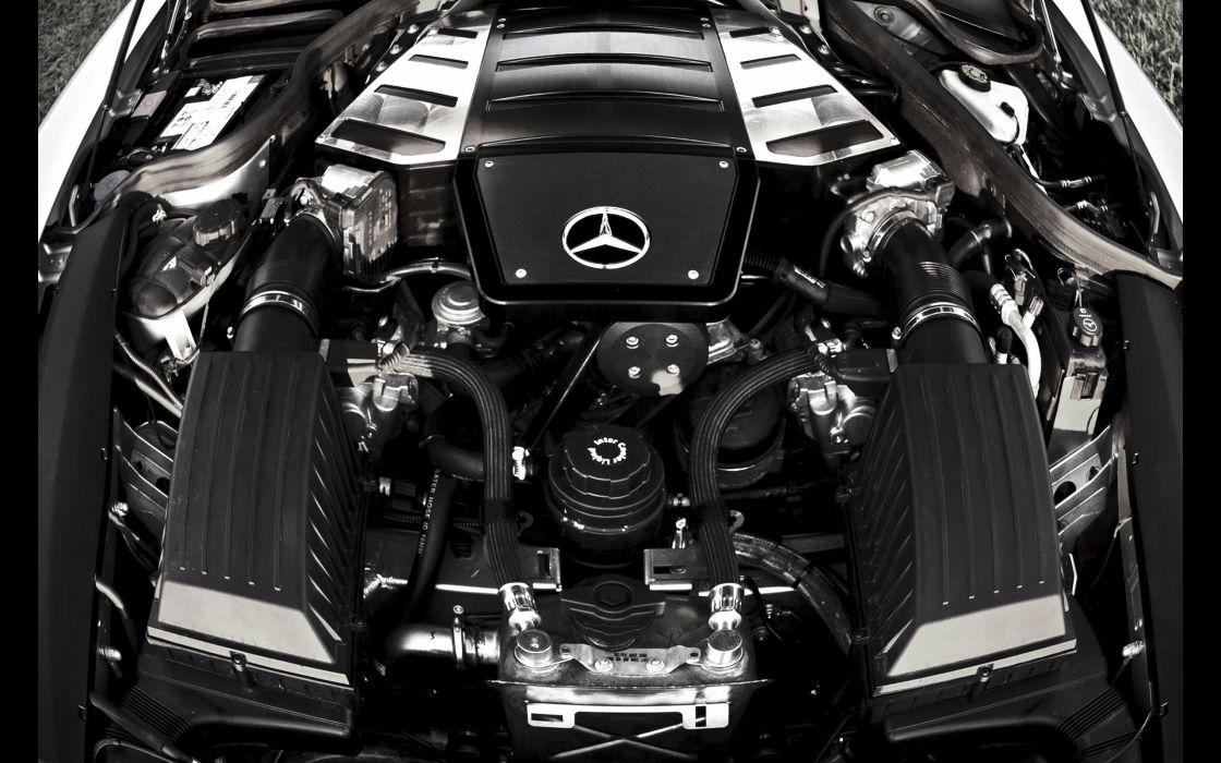 2013 Wheelsandmore Mercedes Benz SLS AMG Roadster supercar tuning convertible engine      f wallpaper