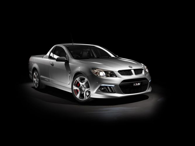 2014 Holden HSV Gen-F tuning pickup h wallpaper