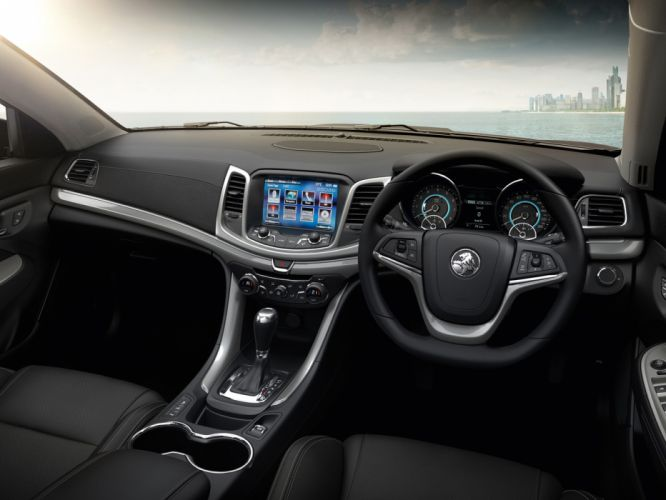 2014 Holden VF Commodore interior h wallpaper
