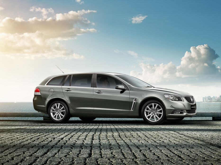 2014 Holden VF Commodore stationwagon     h wallpaper