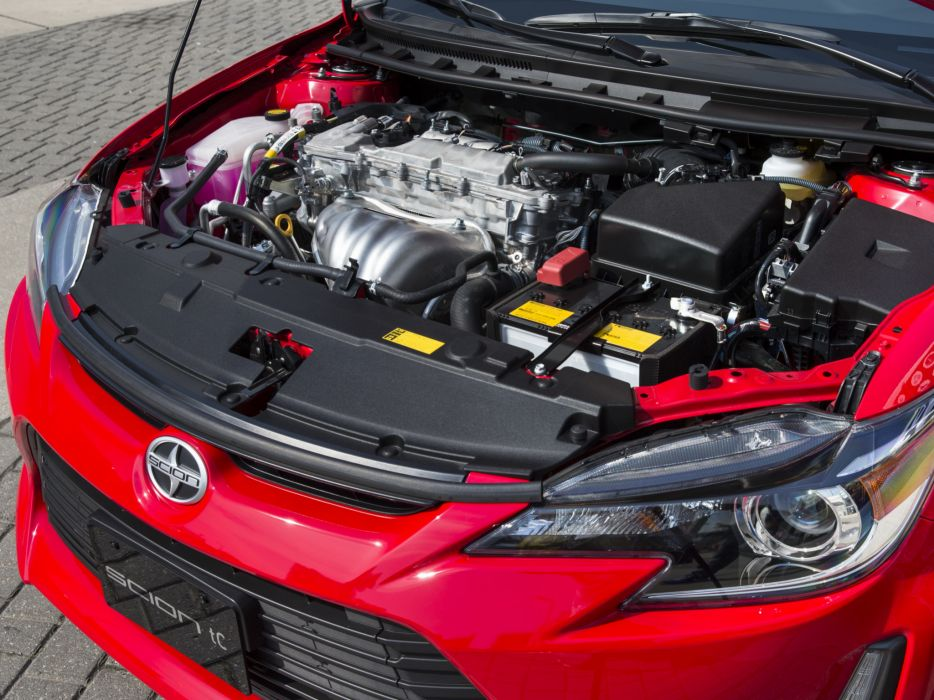 2014 Scion tC engine       g wallpaper