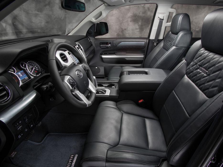 2014 Toyota Tundra Crewmax Platinum Package Pickup