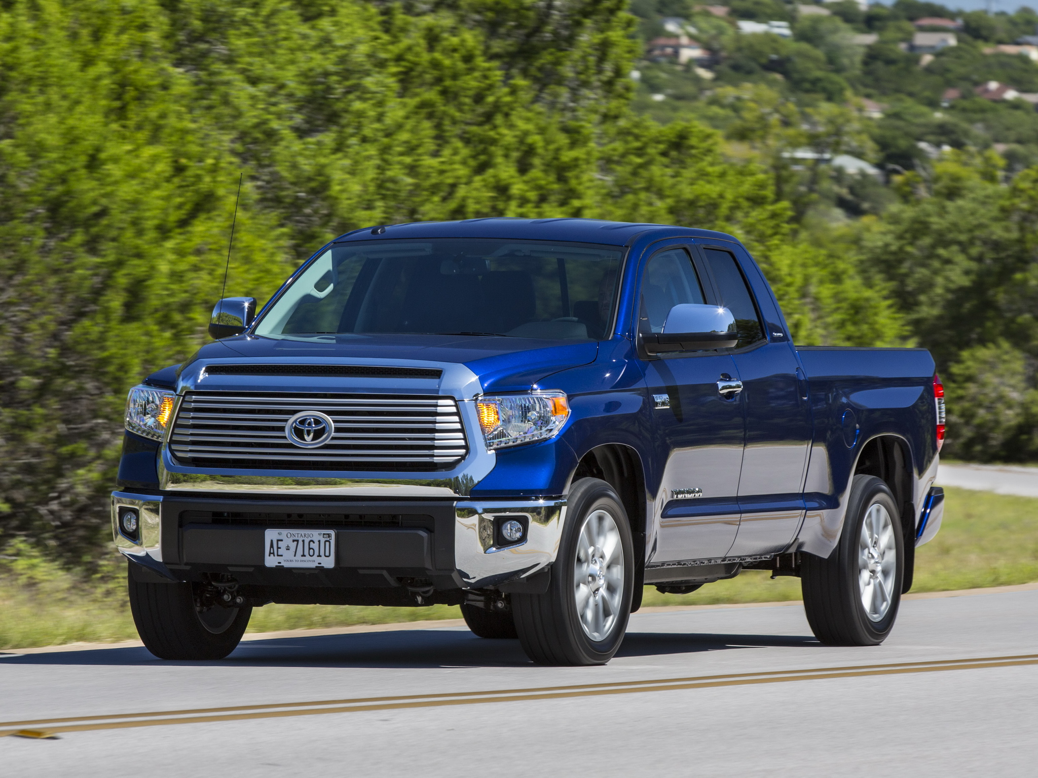 2014 toyota tundra double cab limited pickup f wallpaper. Black Bedroom Furniture Sets. Home Design Ideas
