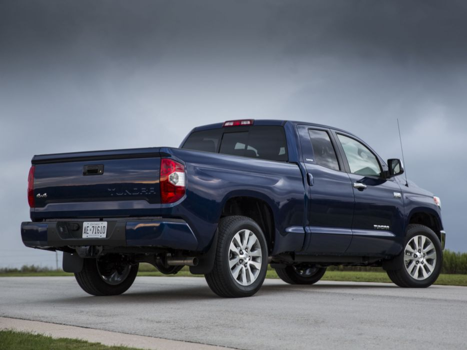 2014 Toyota Tundra Double Cab Limited pickup  fs wallpaper