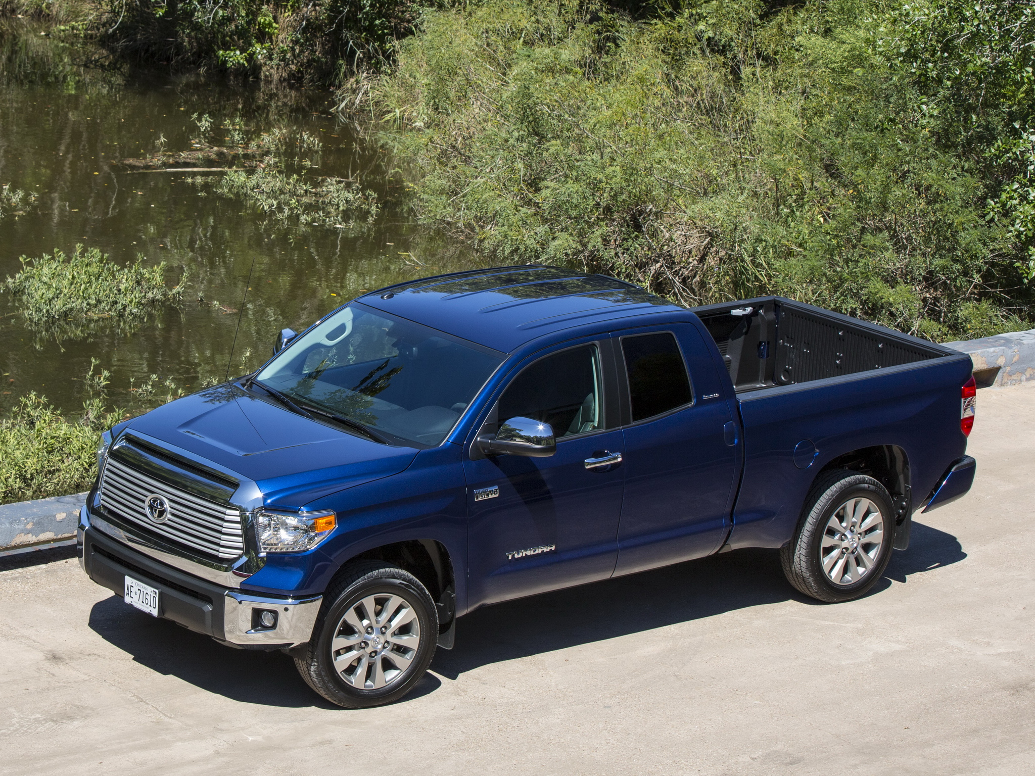 2014 toyota tundra double cab limited pickup g wallpaper. Black Bedroom Furniture Sets. Home Design Ideas