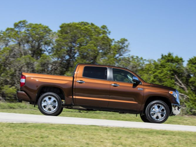 2014 Toyota Tundra pickup g wallpaper