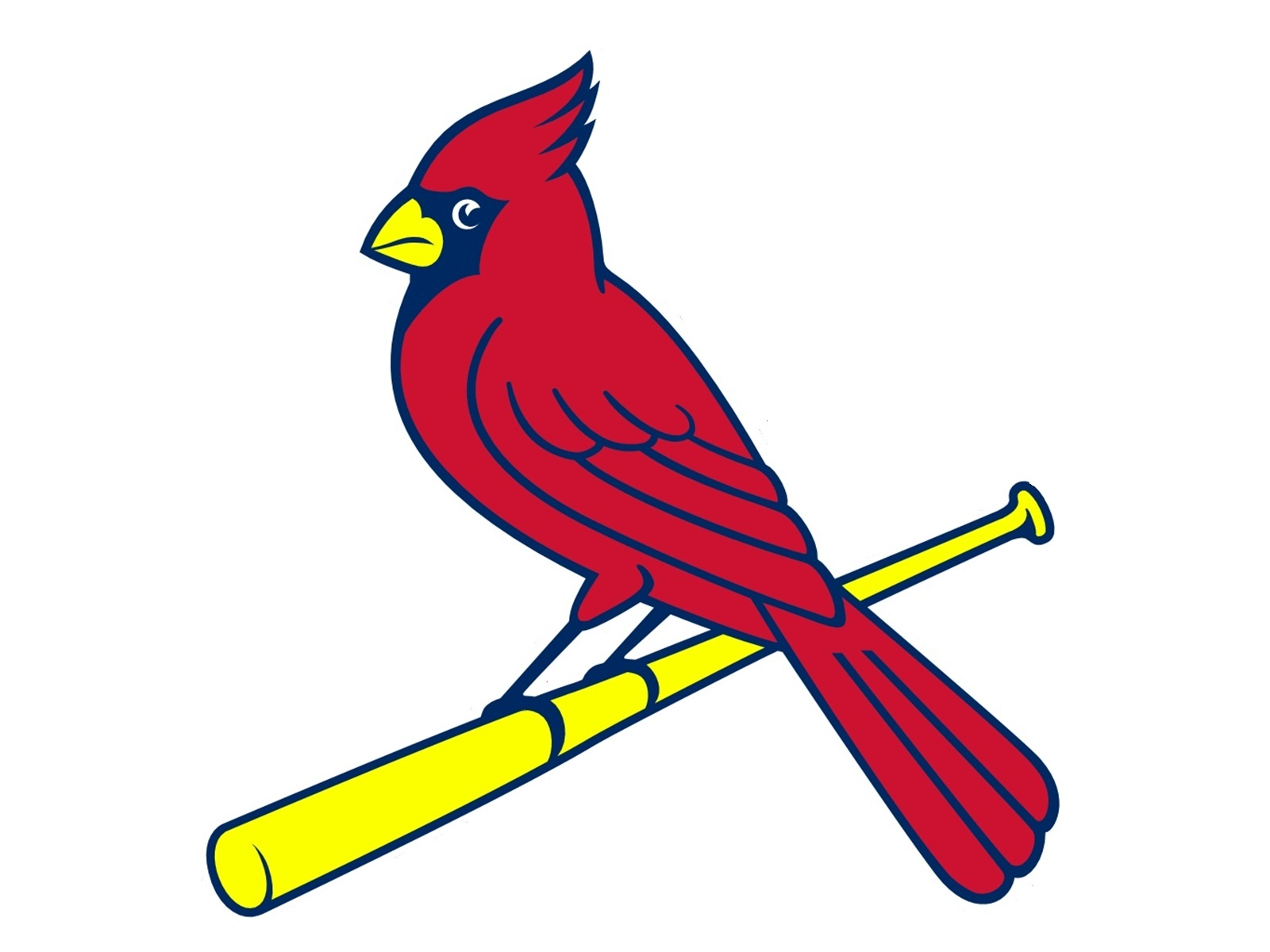 Cardinal baseball logo - photo#2