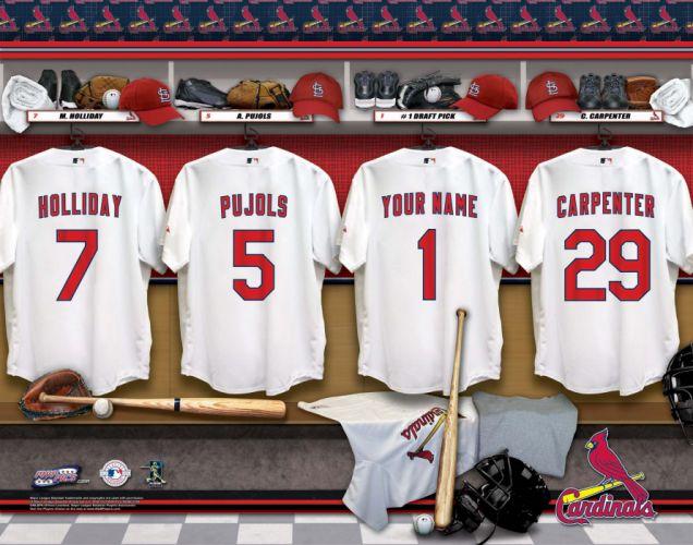 ST_ LOUIS CARDINALS baseball mlb fs wallpaper
