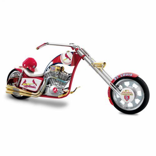 ST_ LOUIS CARDINALS baseball mlb chopper custom bike wallpaper