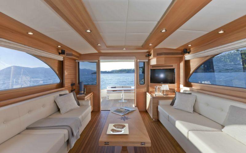 Interior Boat wallpaper