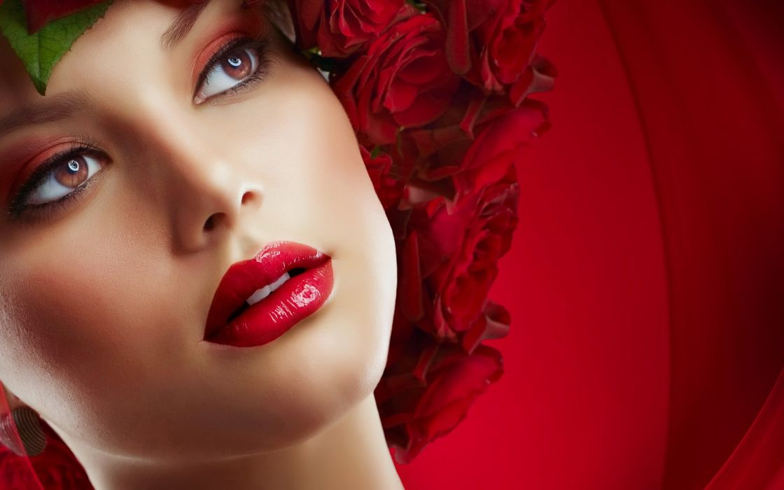 Woman Gorgeous Model wallpaper
