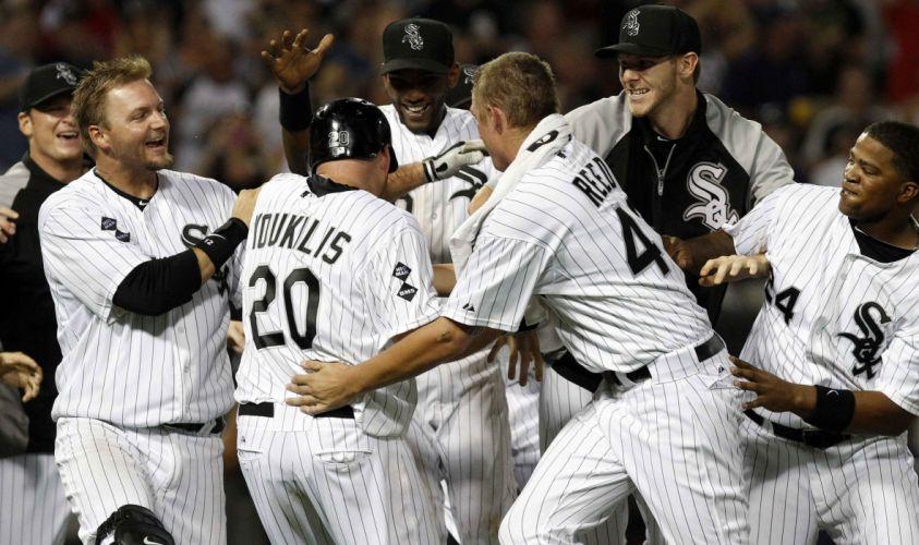 CHICAGO WHITE SOX baseball mlb hy wallpaper