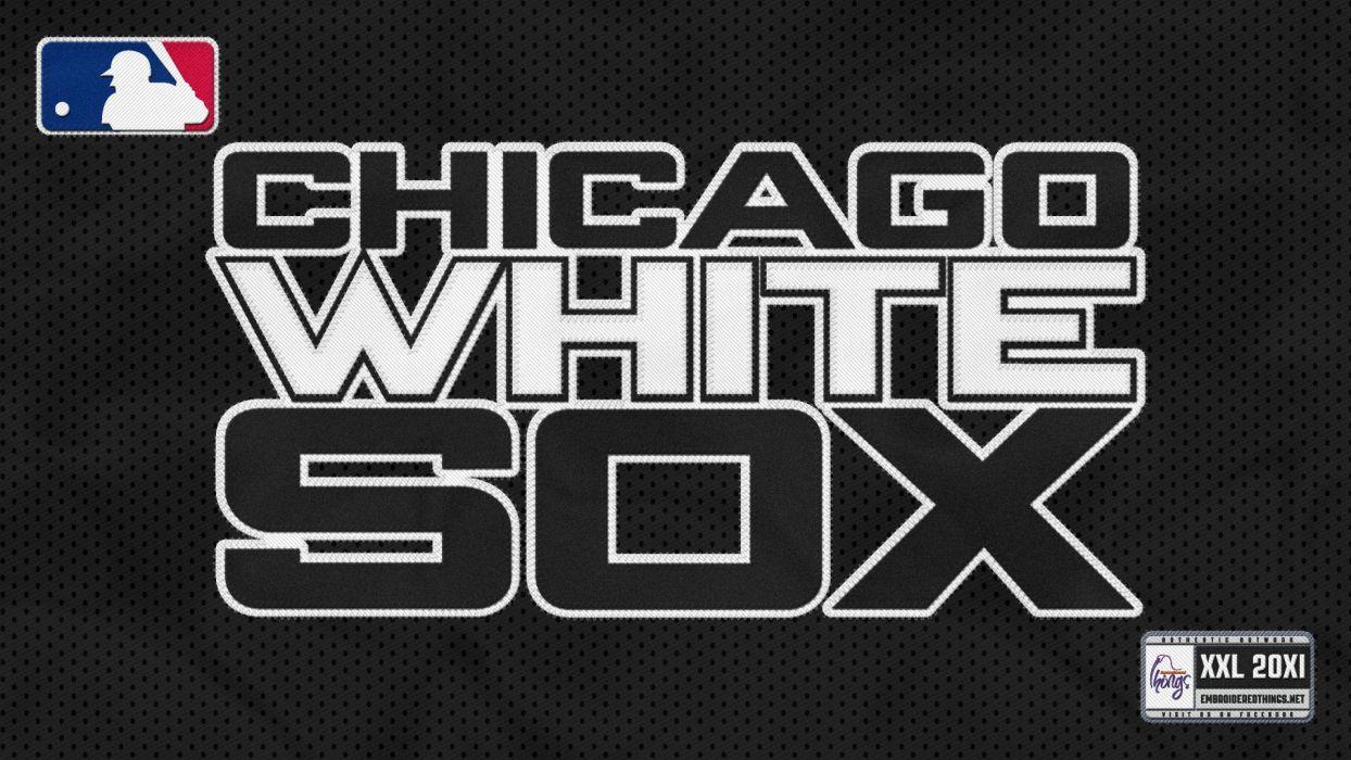 CHICAGO WHITE SOX baseball mlb   r wallpaper