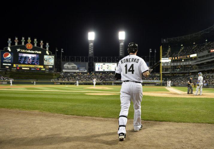 CHICAGO WHITE SOX baseball mlb he wallpaper