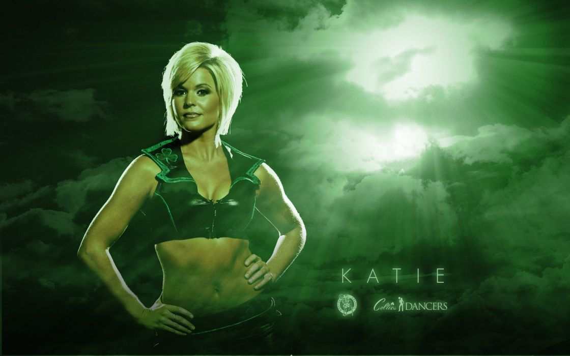 Boston Celtics cheerleader basketball nba   gs wallpaper