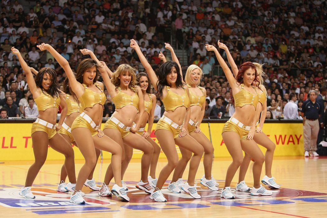 Golden State Warriors Cheerleader basketball nba      d wallpaper