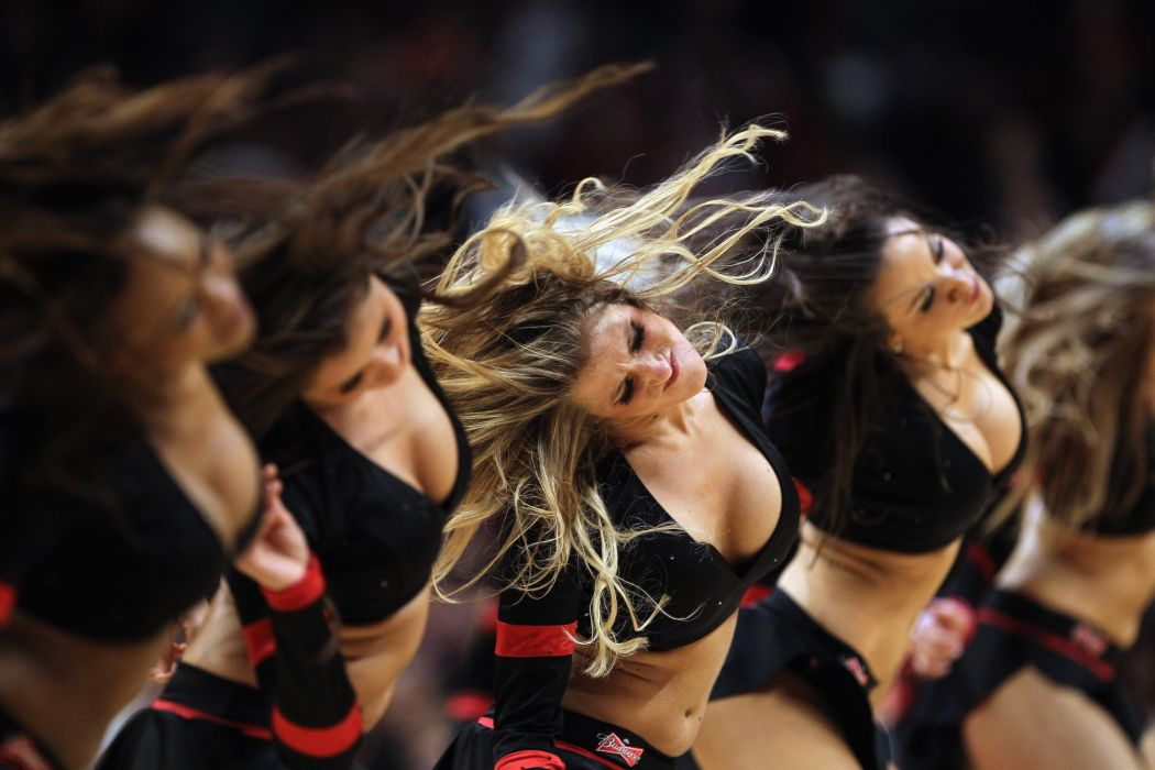 Houston Rockets cheerleader basketball nba       g wallpaper