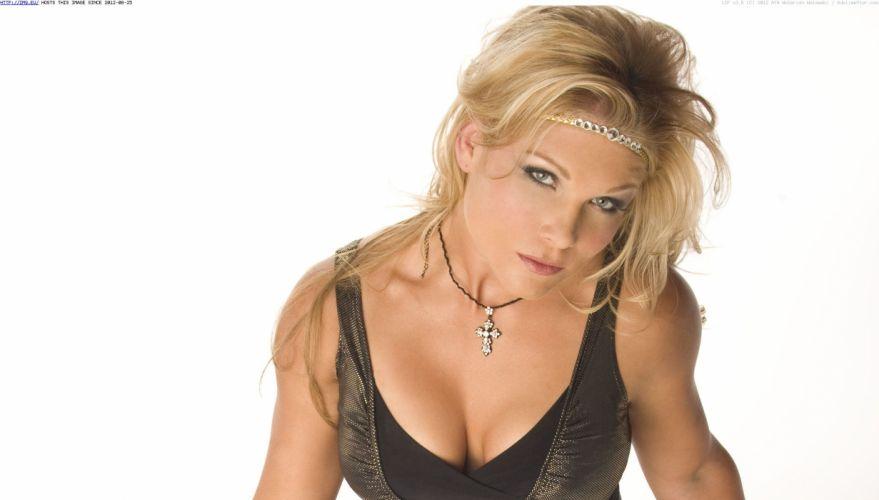 WWE DIVAS wrestling sexy babe gj wallpaper