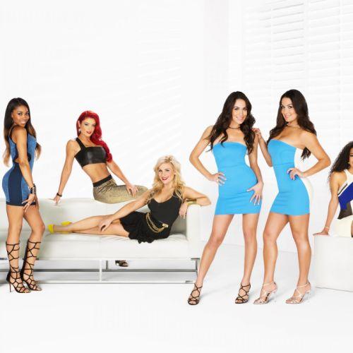 WWE DIVAS wrestling sexy babe j wallpaper
