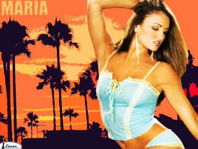 WWE DIVAS wrestling sexy babe fp wallpaper