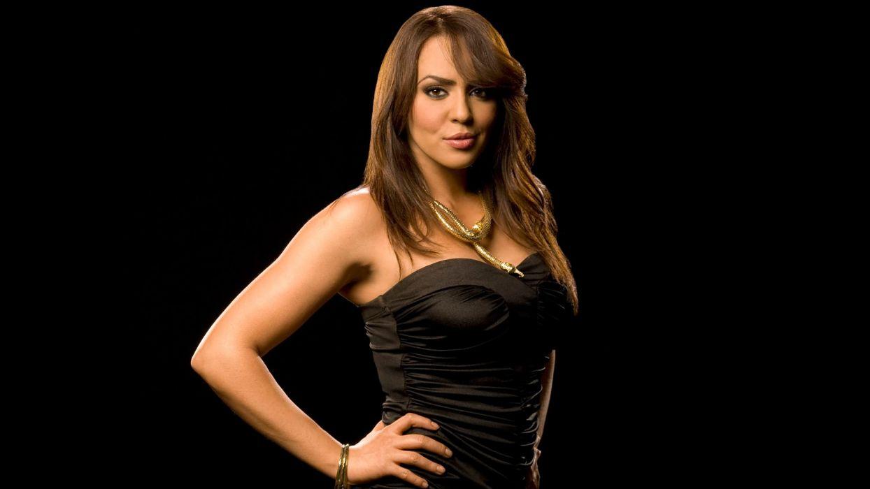 WWE DIVAS wrestling sexy babe  fq wallpaper
