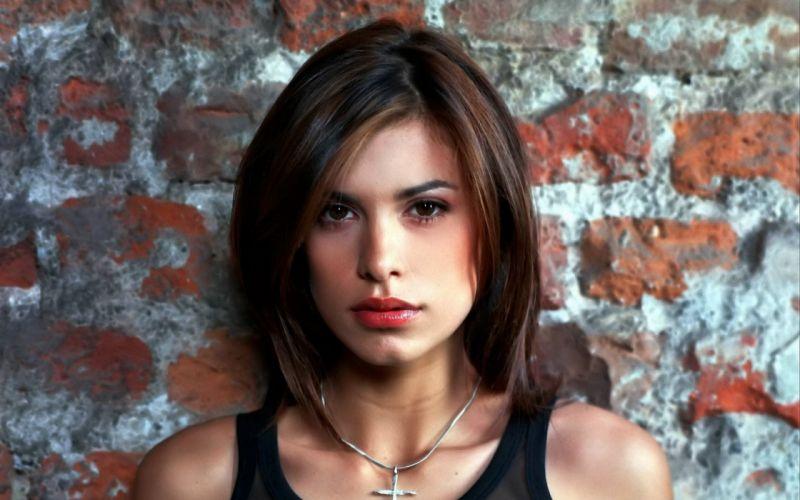 Woman Girl Beauty Brunette Elisabetta Canalis wallpaper