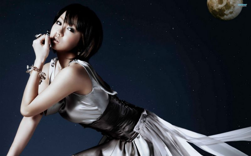 Woman Girl Beauty Asian Brunette Koda Kumi wallpaper