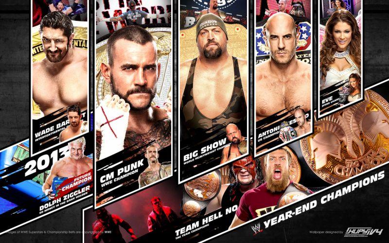 WWE wrestling d wallpaper