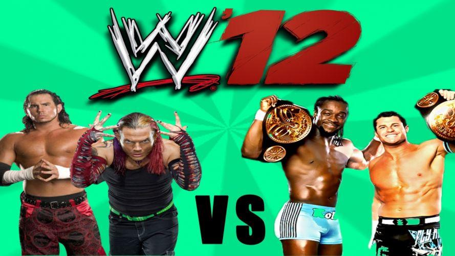 WWE wrestling fi wallpaper