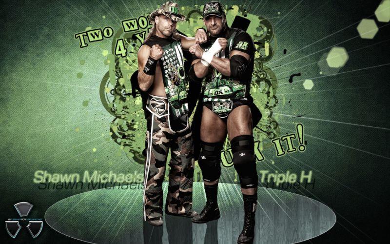 WWE wrestling dq wallpaper