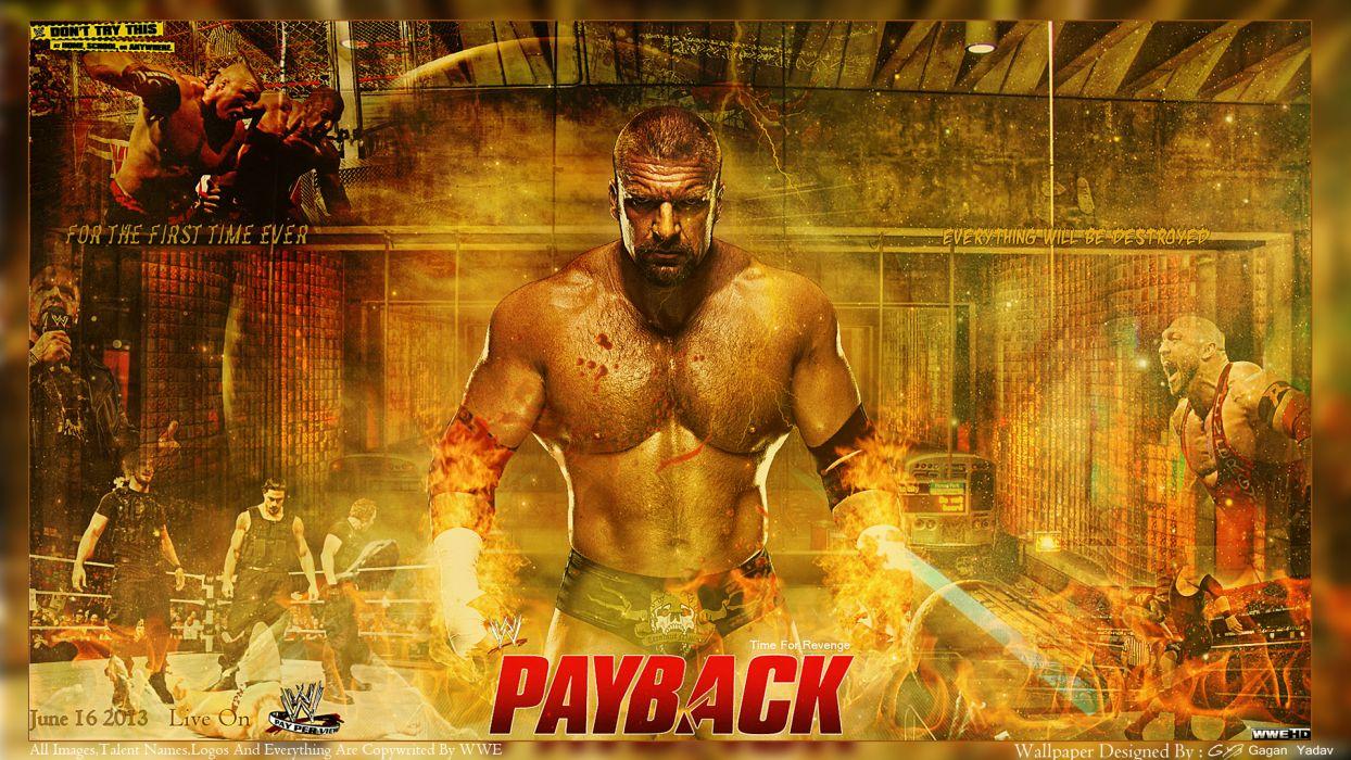 WWE wrestling   jl wallpaper