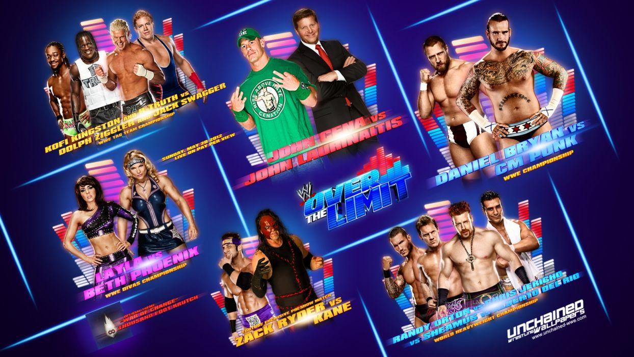 WWE wrestling   js wallpaper
