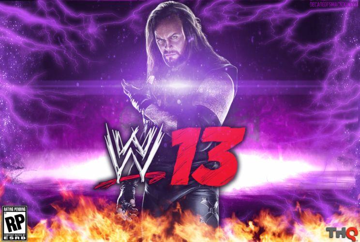 WWE wrestling kn wallpaper