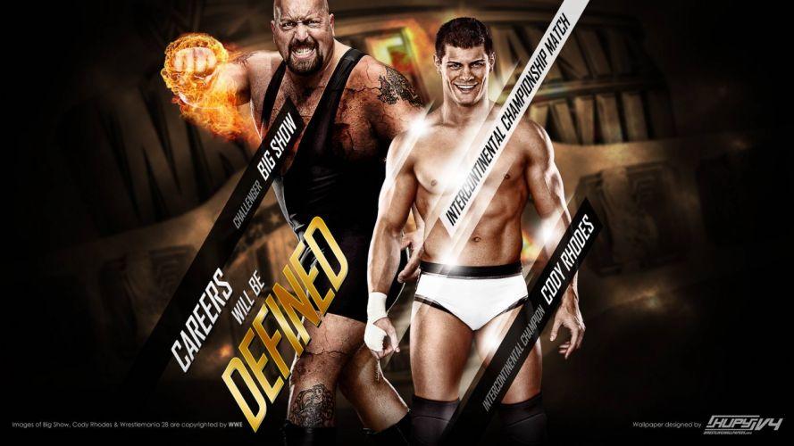 WWE wrestling fg wallpaper