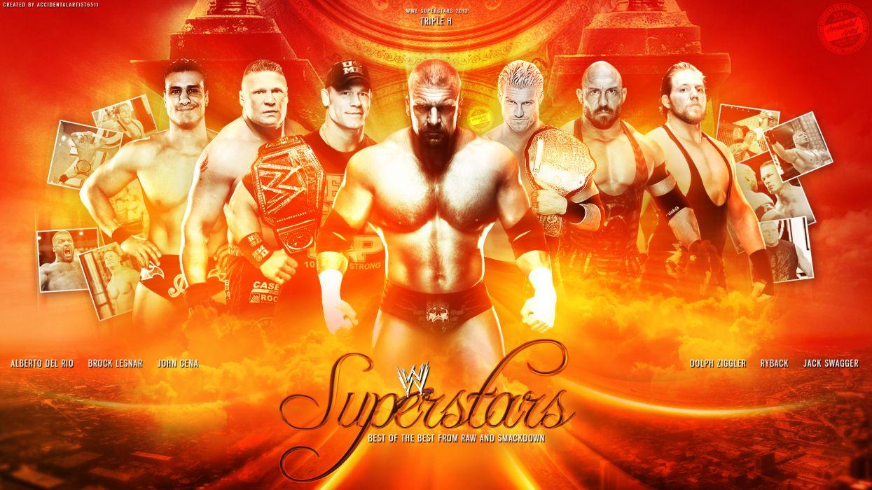 WWE wrestling  hd wallpaper