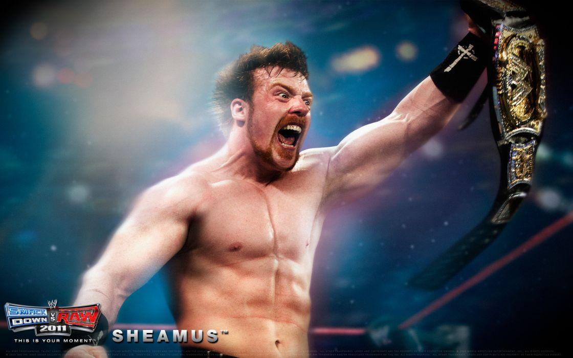 WWE wrestling  rj wallpaper
