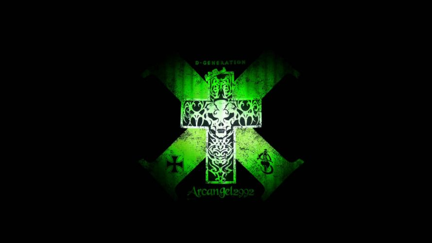 WWE wrestling dark skull occult satan wallpaper